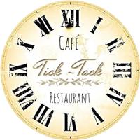 Café & Restaurant Tick-Tack - Logo