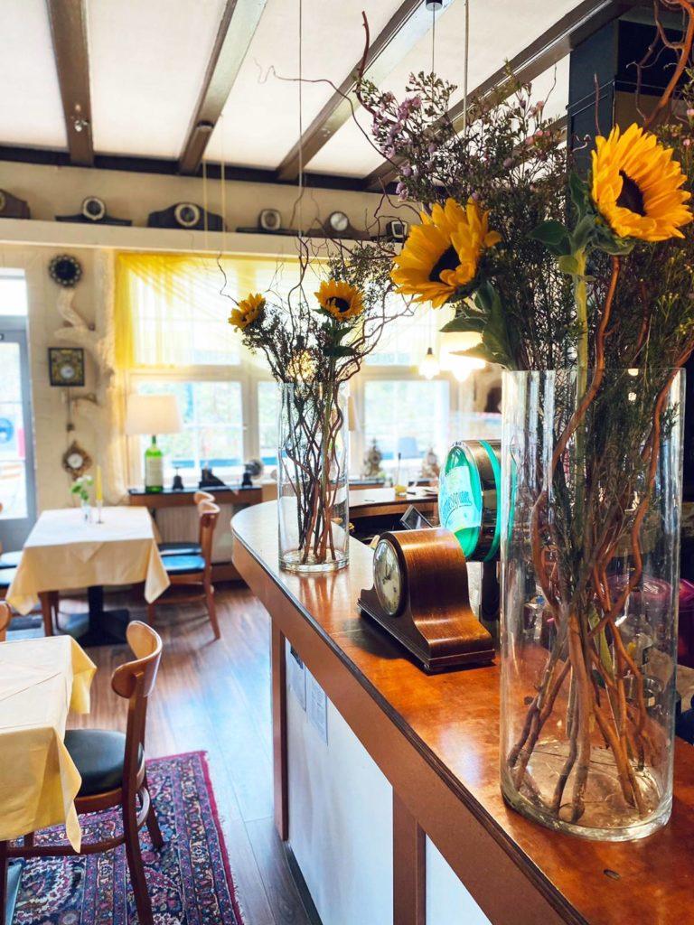 Café & Restaurant Tick-Tack - Gemütliches Ambiente