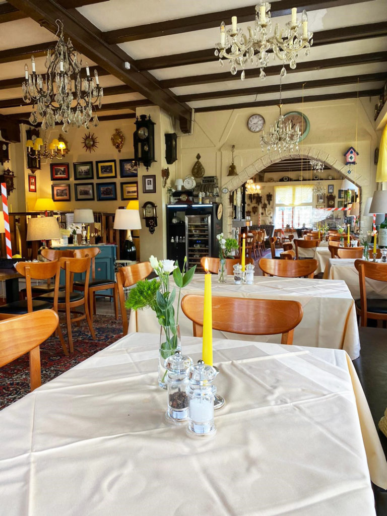 Café & Restaurant Tick-Tack - Schönes Ambiente