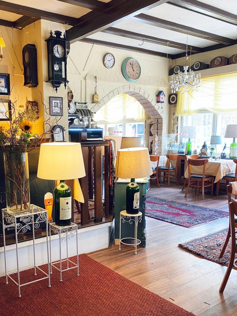 Café & Restaurant Tick-Tack - Gemütlicher Gastraum