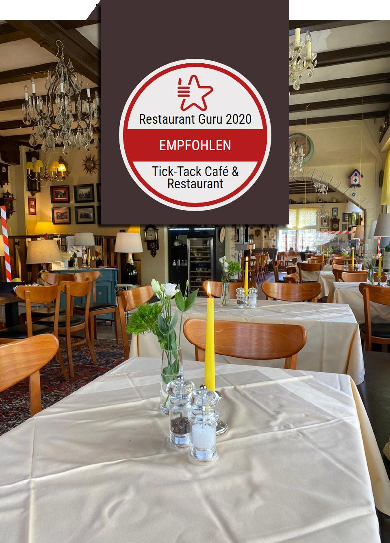 Café & Restaurant Tick-Tack - Restaurant Guru 2020