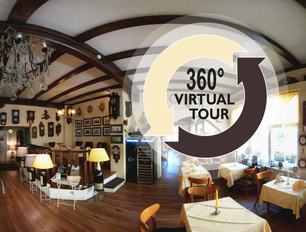 Café & Restaurant Tick-Tack - 360 Virtual Tour